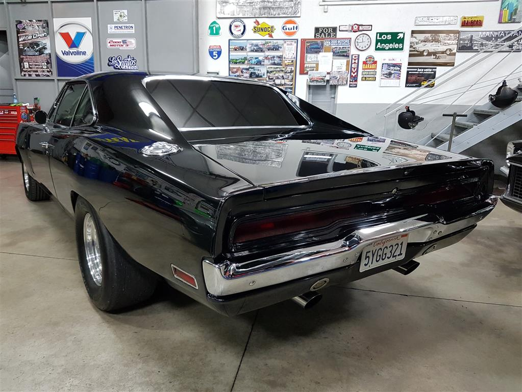 1970 Dodge Charger R T Original From Movie Fast And Furious